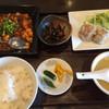 中国ダイニング 冨士屋 - 料理写真:麻婆豆腐ランチ¥1,000 ドリンク付