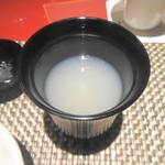 割烹 伊とう - 貝汁