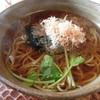 蕎麦奉行 - 料理写真:梅そば