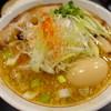 つけ麺 井手 - 料理写真:味噌ラーメンの全部とっぴ