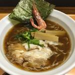 麺屋 やしち - 海老味噌ラーメン 950円(催事場価格)