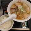 喜多方ラーメン 小法師 - 料理写真:コロチャーシューのせ¥490-