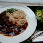 DEAN & DELUCA  - 和牛赤ワイン煮込み:1,296円
