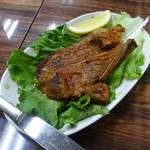 大衆食堂シックダール - タンドリーラム
