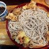 歌舞伎そば - 料理写真:もりかき揚げ(470円)