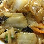 中国料理 龍門 - やきそば