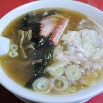 江南 - ワンタン麺