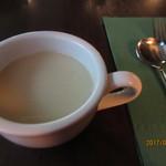 グリーンハウスシルバ - スープ