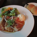 グリーンハウスシルバ - 照り焼チキンランチ