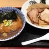 松戸富田麺業 - 料理写真:濃厚味玉つけ麺(980円)