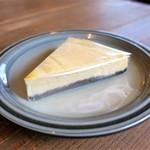 キャリー焼菓子店 - ニューヨークチーズケーキ