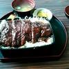 橋場食堂 - 料理写真:カツ重