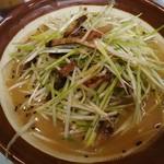 ラーメン丸仙 - 料理写真:ねぎみそラーメン800円