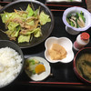 喜せん - 料理写真:日替わりランチ*野菜炒め定食