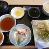 旬菜和処 さやま - 料理写真:天婦羅定食(税込1,300円)