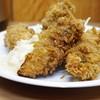 小田保 - 料理写真:カキフライ定食