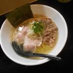 麺や勝治 - 塩ラーメン(並)