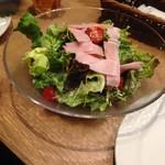 SALVATORE CUOMO&BAR - 最初のサラダ♡