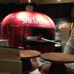 SALVATORE CUOMO&BAR - 自慢の窯