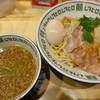 中華そばムタヒロ - 料理写真:アハハ煮干つけそば