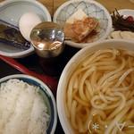 64441193 - 玉子掛けごはん定食(550円)