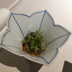 中国料理 東弦京 - クラゲのマスタード和え