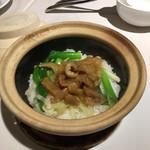 中国料理 東弦京 - フカヒレご飯
