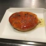 無添加焼きそば BARチェローナ - スカモルツァチーズ