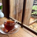 カキノキテラス - 紅茶
