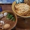 ベジポタつけ麺えん寺 - 料理写真:ベジポタ(味玉肉増し)煮干し〆つけ麺