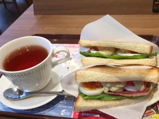 Cafe de CRIE フレスポ若葉台