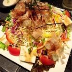 かんきち - 豆腐のサラダ
