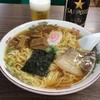 食堂 多万里 - 料理写真:ラーメン¥550