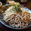 そば処 ひろ - 料理写真:そばアップ