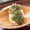 日本料理 晴山 - 料理写真:2017.3 独活と蛤の蕨和え