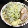 ラーメン二郎 - 料理写真:小ラーメン(ニンニクのみ)