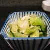 やきとり処 い志井 - 料理写真:お通し さっぱりしていて美味しいです。