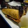 竹亭にしき - 料理写真:糠漬鰊の焼魚