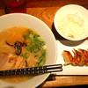 博多 一風堂コレクション - 料理写真:豚骨Aセット