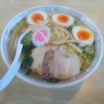 佐野山銀本店 - 料理写真:玉子ラーメン