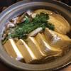 みろく庵 - 料理写真:肉豆腐定食ご飯少なめ 税込900円
