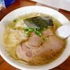 伊達屋 - 料理写真:塩雲吞麺