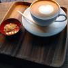 ファクトリー&ラボ カンノコーヒー - ドリンク写真:カフェラテ&洗双糖♡