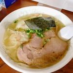 伊達屋 - 塩雲吞麺