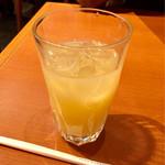 信濃 - 信州産りんごのジュース