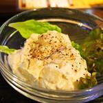 バッソカフェ - ポテトサラダ