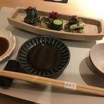 日本焼肉 はせ川 - 味噌ダレ・醤油ダレ・塩