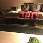 日本焼肉 はせ川 - モモ肉(かめのこ)