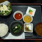 64517697 - 魚セイロ蒸し定食