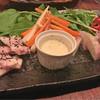 三宿 cafe&bar Scotia - 料理写真:バーニャカウダ